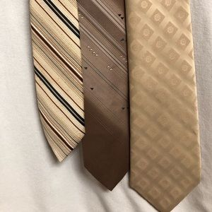 Fundamentals of any vintage tie collection.